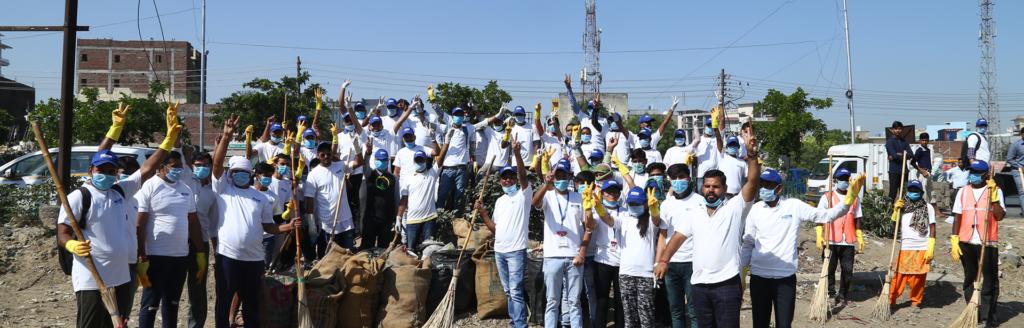 NGO volunteer opportunities  | Clean Noida